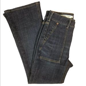 Pilcro and the Letterpress High rise jeans size 25